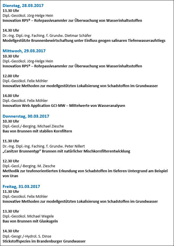 GCI GmbH - Neuigkeiten